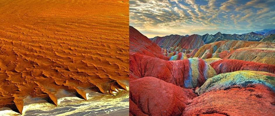Maravillas de la geología