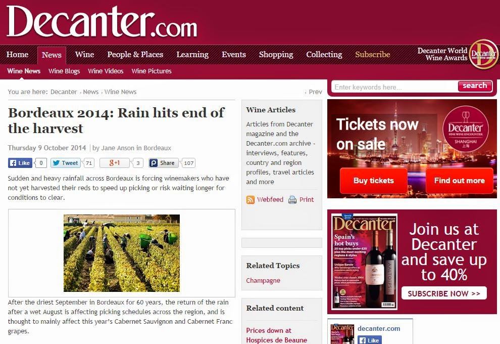 http://www.decanter.com/news/wine-news/587621/bordeaux-2014-rain-hits-end-of-the-harvest#QbSuCxStO32FmdZe.30