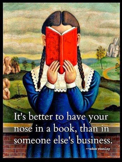 Μην ασχολείσαι με τους άλλους...!