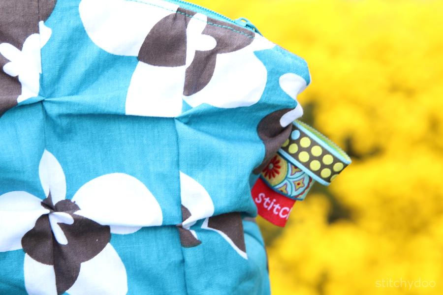 stitchydoo: Taschenspieler 2 Sew Along | Kosmetiktasche