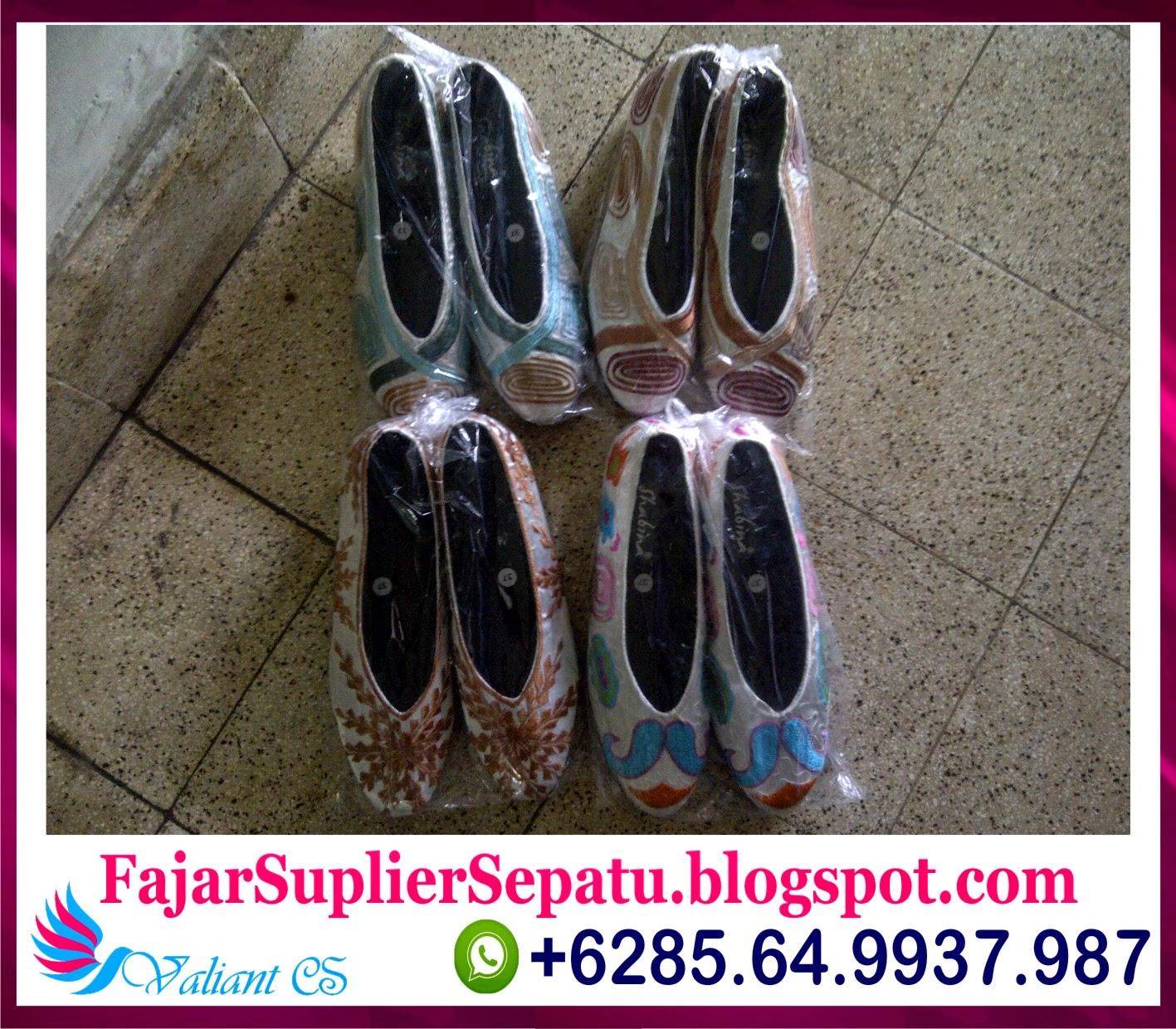 Sepatu Bordir Murah, Sepatu Wanita Murah, Sepatu Wanita Online, +62.8564.993.7987