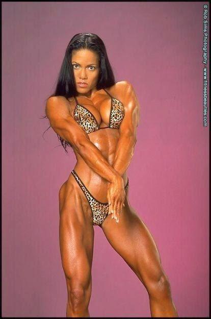 Kristie Alvarado - Female Fitness