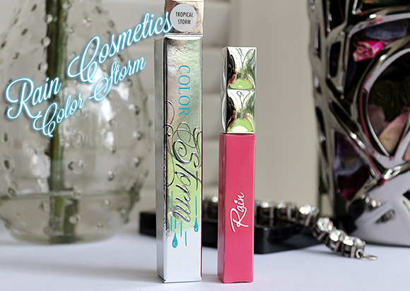 Rain Cosmetics Tropical Storm Color Storm Lip Lacquer