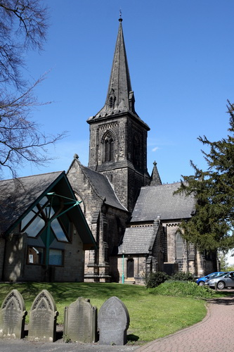 Garforth Church