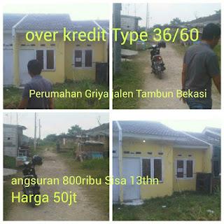 Over Kredit Rumah Subsidi Tambun Bekasi Angsuran 700 Ribuan