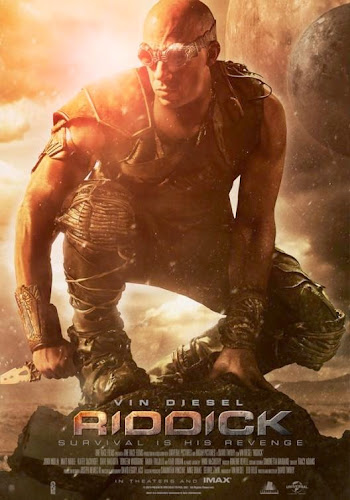 Riddick (BRRip FULL HD Unrated Dual Latino – Inglés) (2013)
