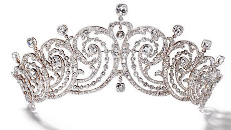 تيجان ملكية  امبراطورية فاخرة Cartier%2Btiara
