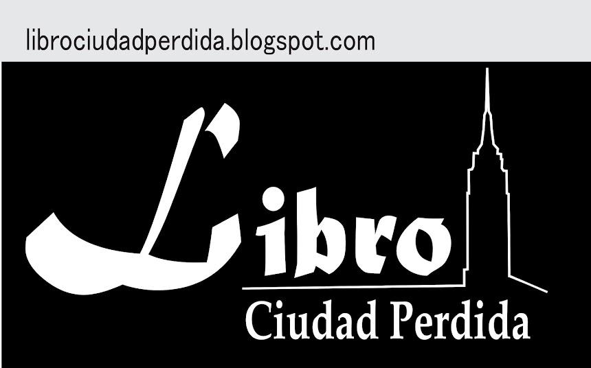 Libro, ciudad perdida