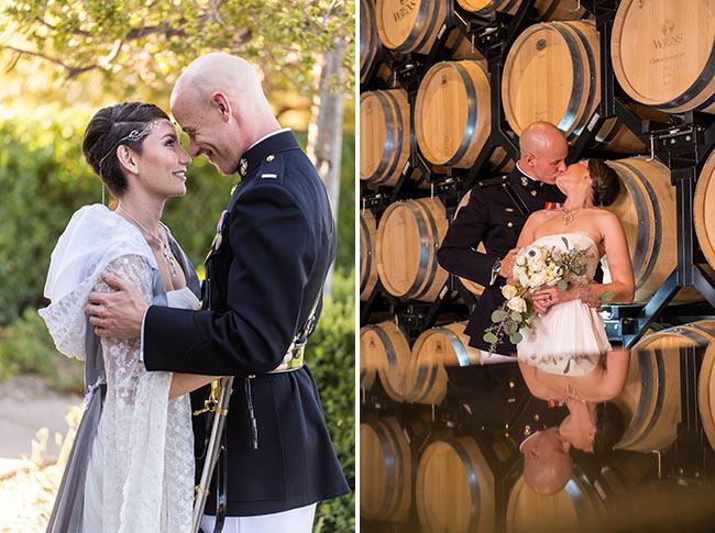 San Diego Style Weddings Wedding Wednesday Diana Josh