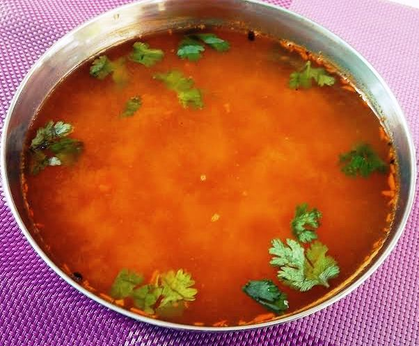 how to make rasam without rasam powder in malayalam