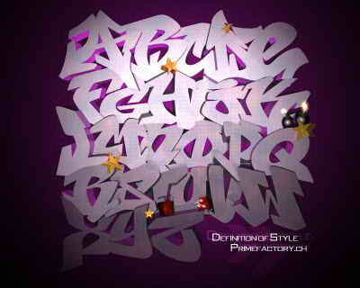 3D-Graffiti-Alphabet-Letters-style-full-color