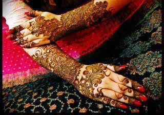 cool Mehndi design