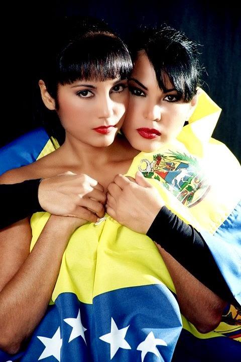 Liliana y Lilibeth Rodriguez Morillo.