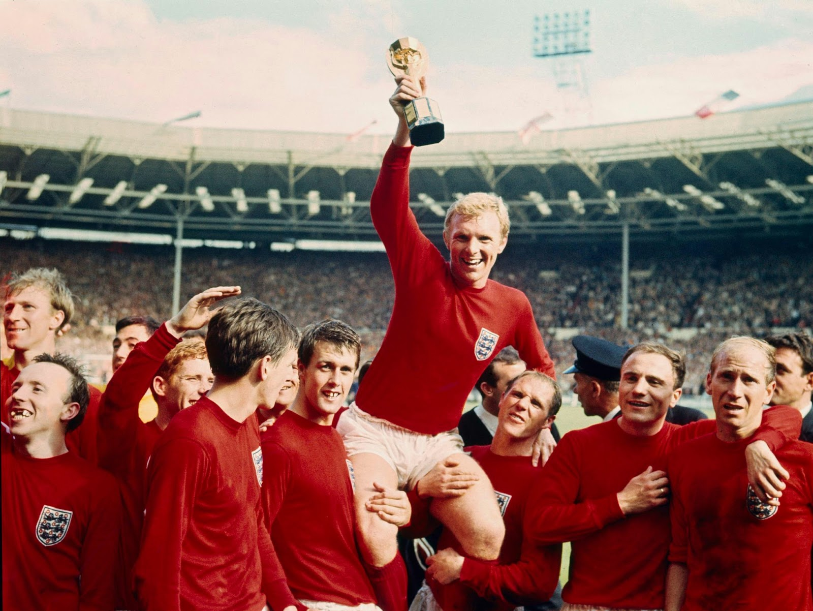Resultado de imagen para 1966, la Copa del Mundial.