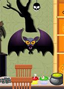 Хэллоуин Уборка - Онлайн игра для девочек