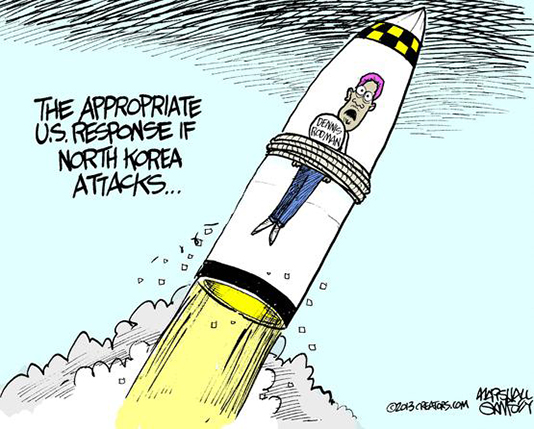 The Appropriate US Response to North Korea