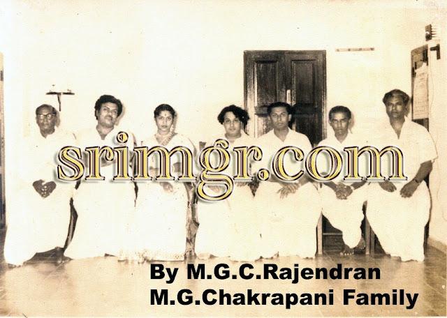 MGR, P.S. Veerappa, Saroja Devi & Film Technicians