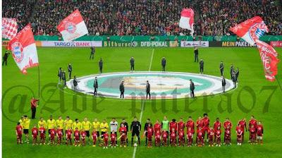 Bayern Munchen VS Borussia Dortmund 2013
