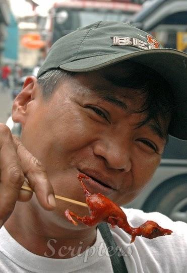 Hidangan Anak Ayam Goreng Popular Di Filipina