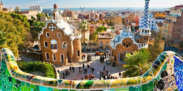 Limite e quantidade de produtos para trazer de Barcelona