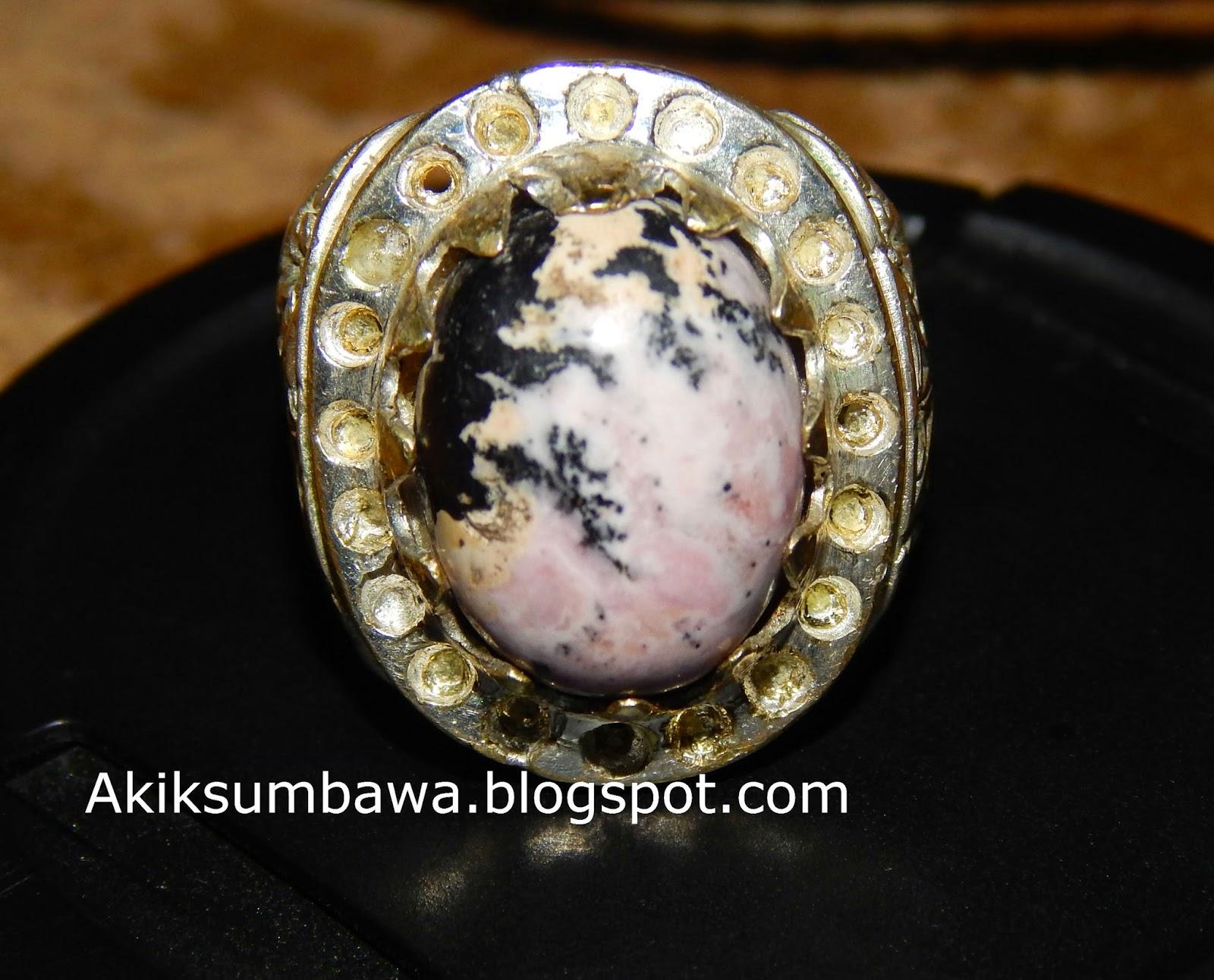 Rhodonite Sumbawa