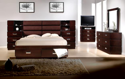 King Bedroom Furniture Set