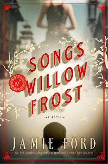 Songs of Willow Frost Jamie Ford cover
