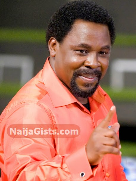 tb joshua arrested