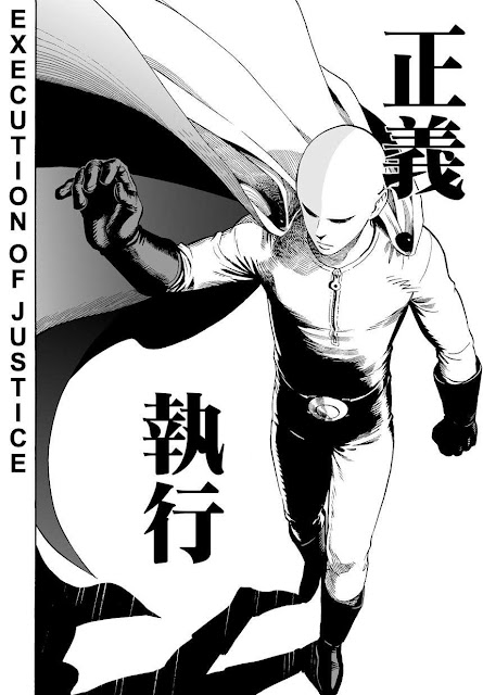 Onepunch man manga