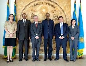 UK in Rwanda