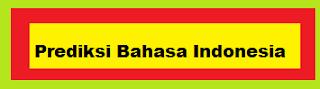 Soal UN Bahasa Indonesia SMP 2014/2015 Kunci Jawab pict