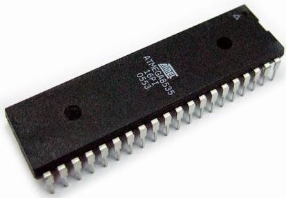 Contoh Program Bahasa C++ Untuk Menghidupkan LED Menggunakan Mikrokontroler atmega8535