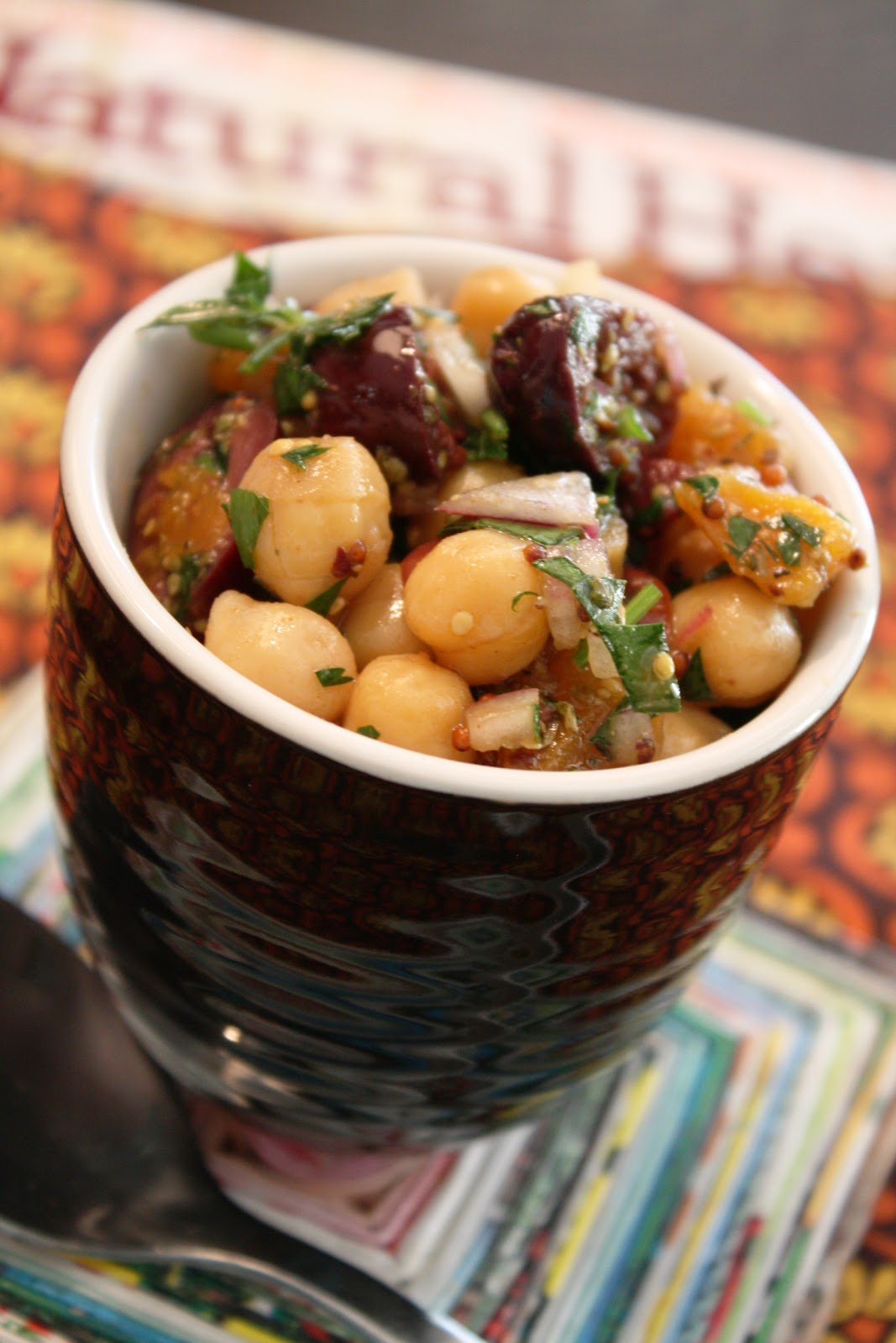 Make or die turkish garbanzo bean salad vegan turkish garbanzo bean salad vegan forumfinder