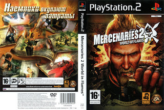Download Game Mercenaries 2 PS2 Full Version Iso For PC | Murnia Games