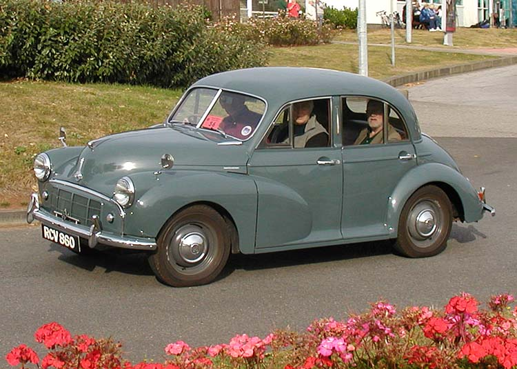 The History of Morris Minor