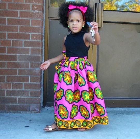 Nigerian Baby Clothes