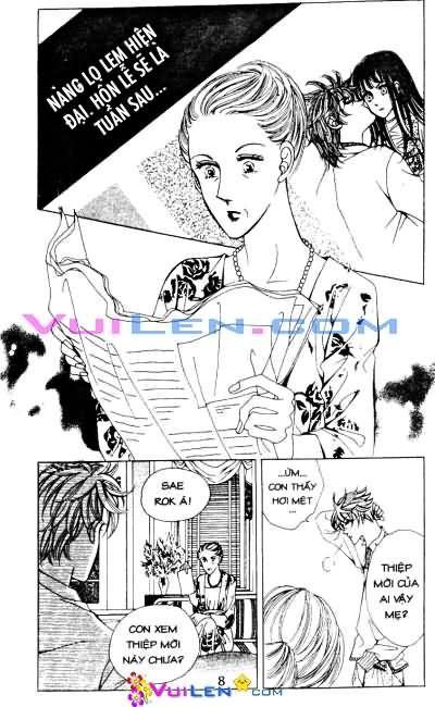 Nụ Hôn Nồng Thắm chap 10 - Trang 8