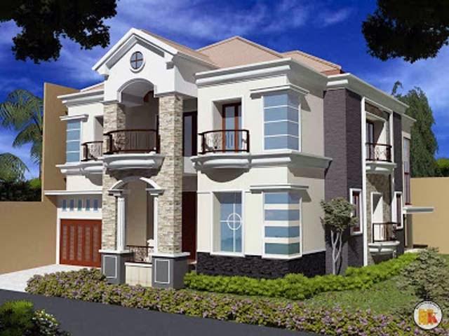 Gambar Rumah Kontemporer Model Terbaru
