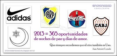 2013 año nuevo saludos