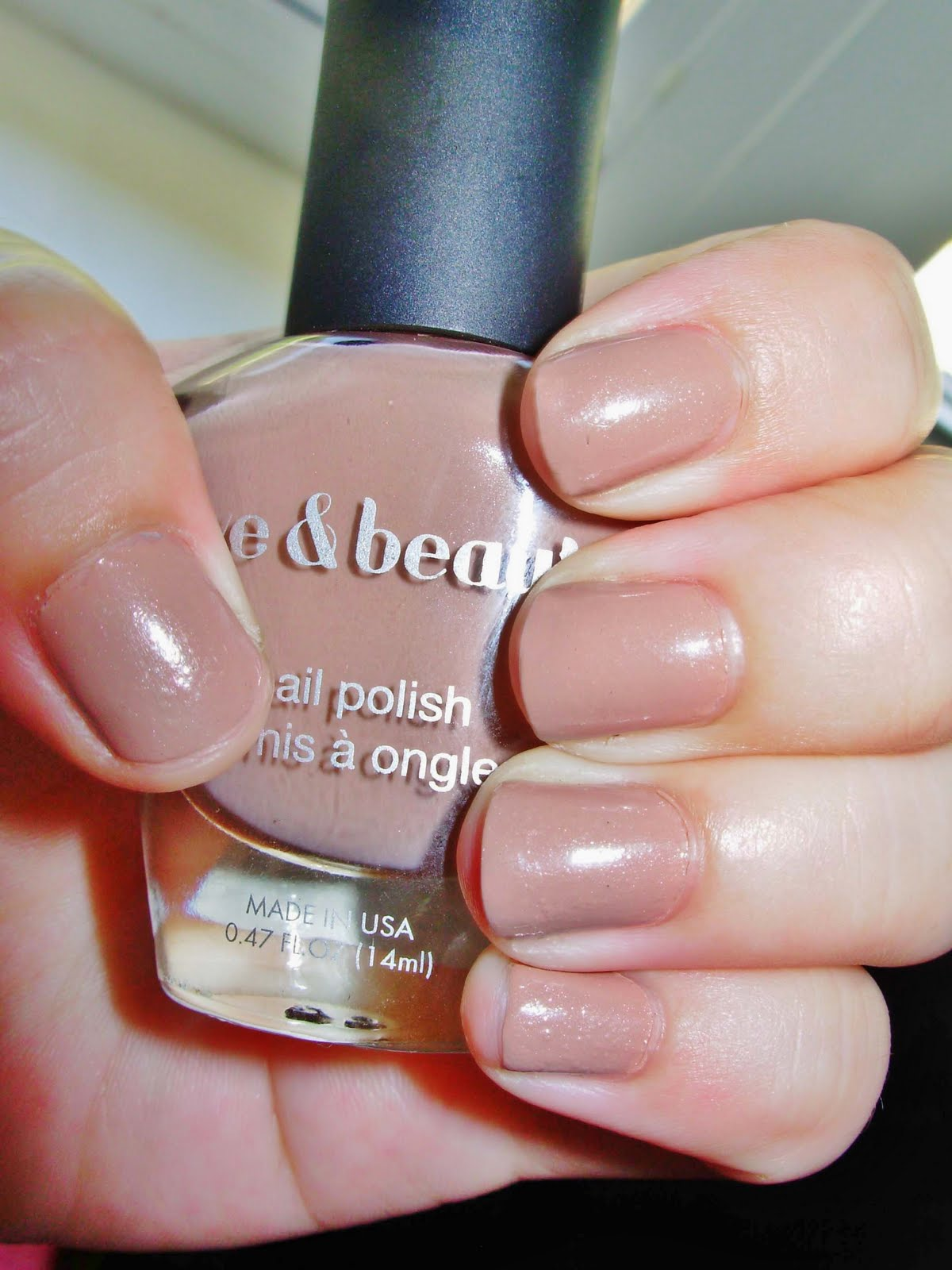 PortugueseDoll: Forever 21 Love & Beauty Nail Polish