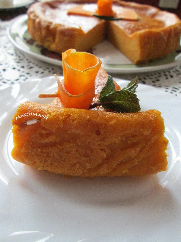 puddin de calabaza