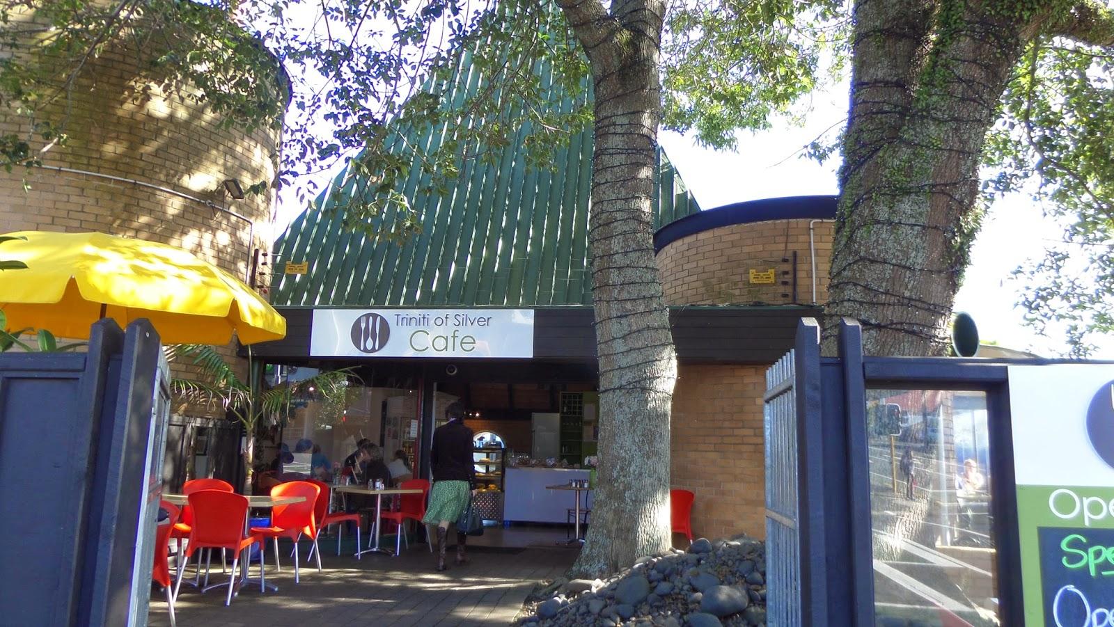 triniti of silver licensed cafe
