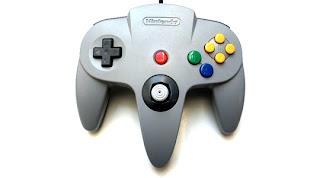 Nintendo 64, N64 controller