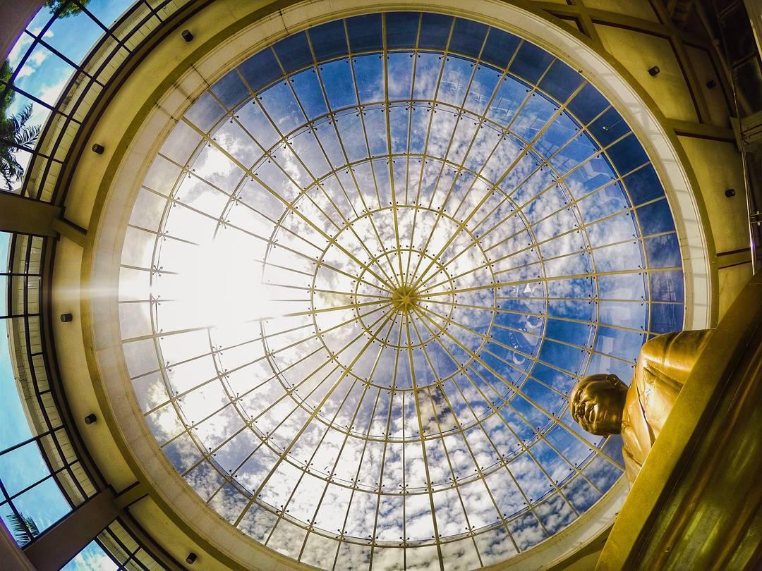 Quirino's Capitol Ceiling