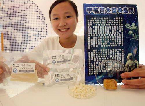 Fakta Tentang Makanan Astronot Di Luar Angkasa [ www.BlogApaAja.com ]