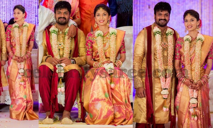 Manchu Manoj and Pranathi Engagement