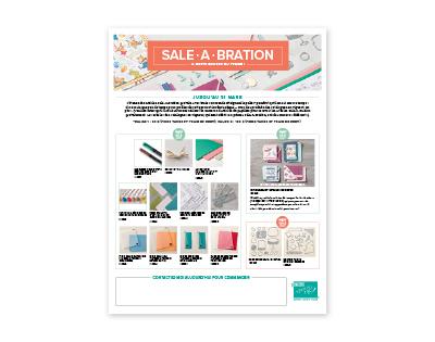 Troisième brochure Sale A Bration