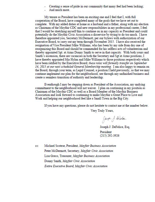 Retirement Announcement Letter Sample – Announcement Letter Sample Format