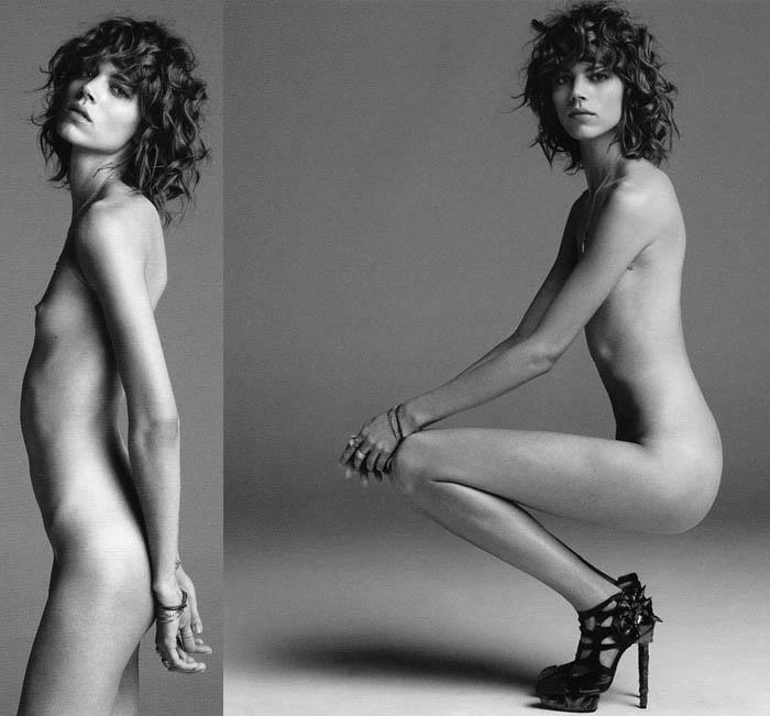 O LADO BOM DE SER FREJA BEHA_revista purple_ensaio nu_Freja beha posa nua_mulher pelada_modelo pelada_