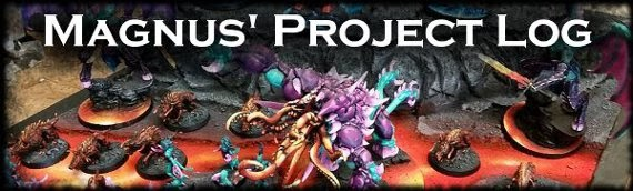 Magnus' Project Log